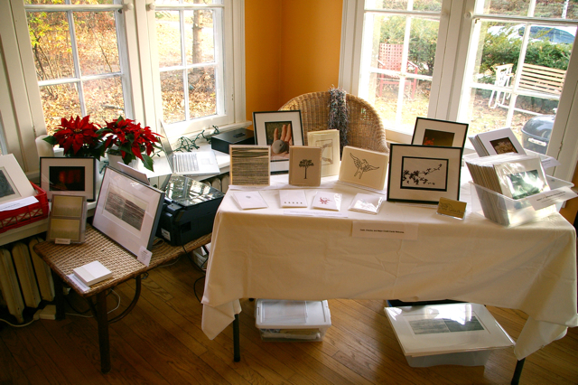 Trunk Show Table
