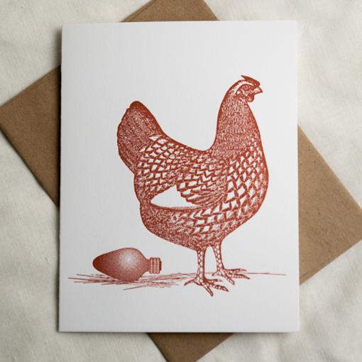 Holiday Hen